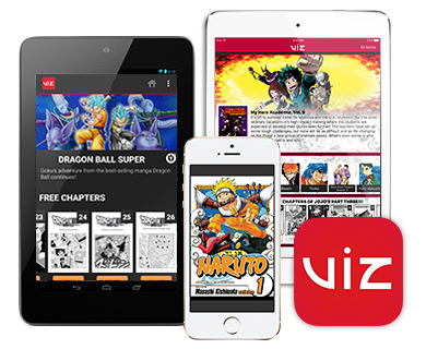 VIZ Manga App
