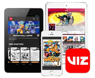 VIZ | Apps