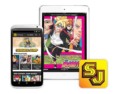Shonen Jump App