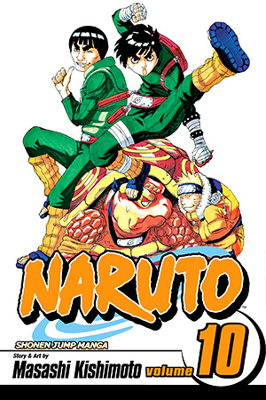 VIZ | Read a Free Preview of Naruto, Vol. 10