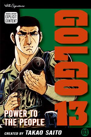 Golgo 13 manga ile ilgili görsel sonucu