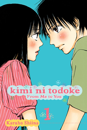 Image result for Kimi Ni Todoke: From Me to You, Volume 1