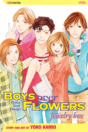 Boys Over Flowers Jewelry Box