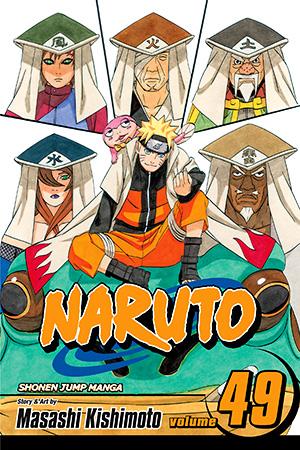 VIZ | Read a Free Preview of Naruto, Vol  49