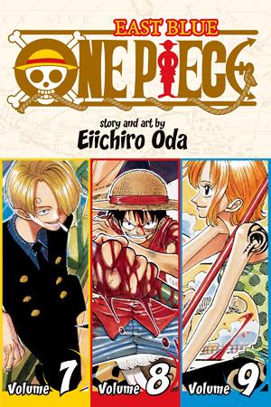 VIZ | Browse One Piece (Omnibus Edition) Manga Products