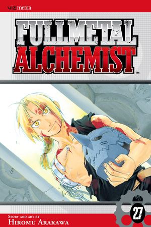 see fullmetal alchemist vol
