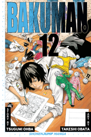 Artist and Manga Artist