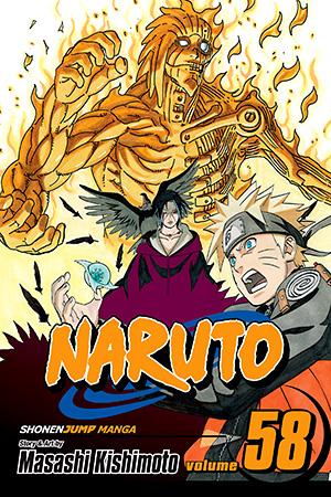 Naruto vs. Itachi