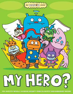 An Uglydoll Comic