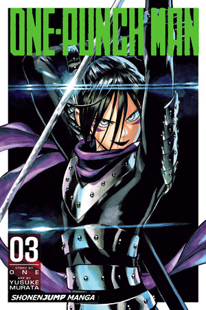 VIZ | Read a Free Preview of One-Punch Man, Vol  3