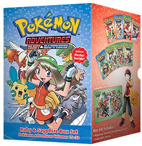 Includes Volumes 15-22 (Box Set)