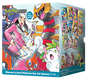 Includes Volumes 1-11 (Box Set)