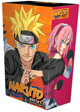 Naruto (3-In-1 Edition), Vol. 8: Includes Vols. 22, 23 and 24 by Masashi Kishimoto