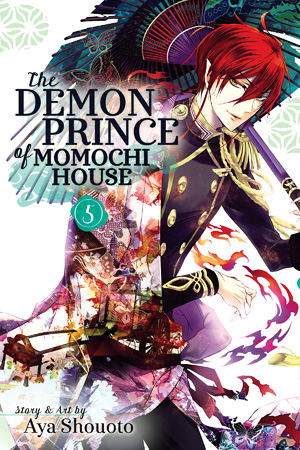 VIZ | Read a Free Preview of The Demon Prince of Momochi