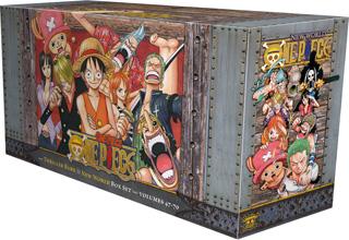 ONE PIECE GN BOX SET VOL 03: Thriller Bark to New World [Volumes 47-70]