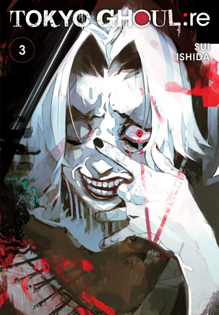 VIZ | Read a Free Preview of Tokyo Ghoul: re, Vol  3