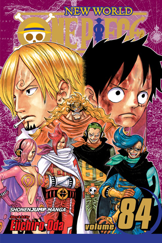 VIZ | Read a Free Preview of One Piece, Vol  84