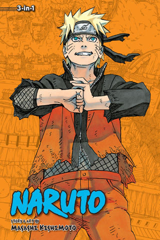 Viz the official website for naruto shippuden naruto 3 in 1 edition vol 22 reheart Image collections