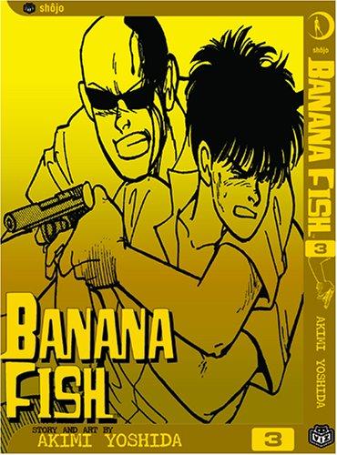 Viz See Banana Fish Vol 3