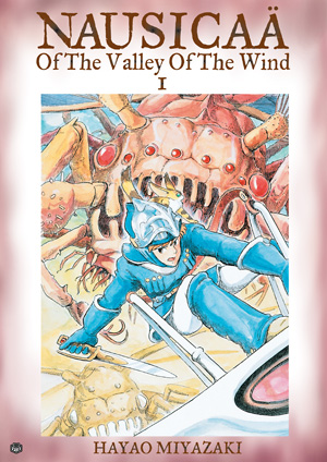 Image result for nausicaa of the valley of the wind vol 1