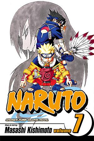 VIZ | Read a Free Preview of Naruto, Vol. 7