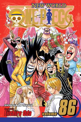 VIZ | Read a Free Preview of One Piece, Vol  86