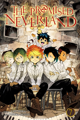 VIZ | Read a Free Preview of The Promised Neverland, Vol  7