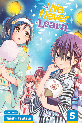 WE NEVER LEARN GN VOL 05
