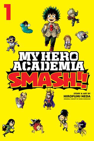 Books a million my hero academia