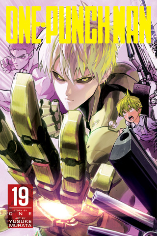 Viz The Official Website For One Punch Man