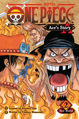Viz One Piece Manga
