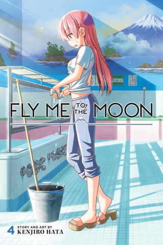 Me moon the fly to