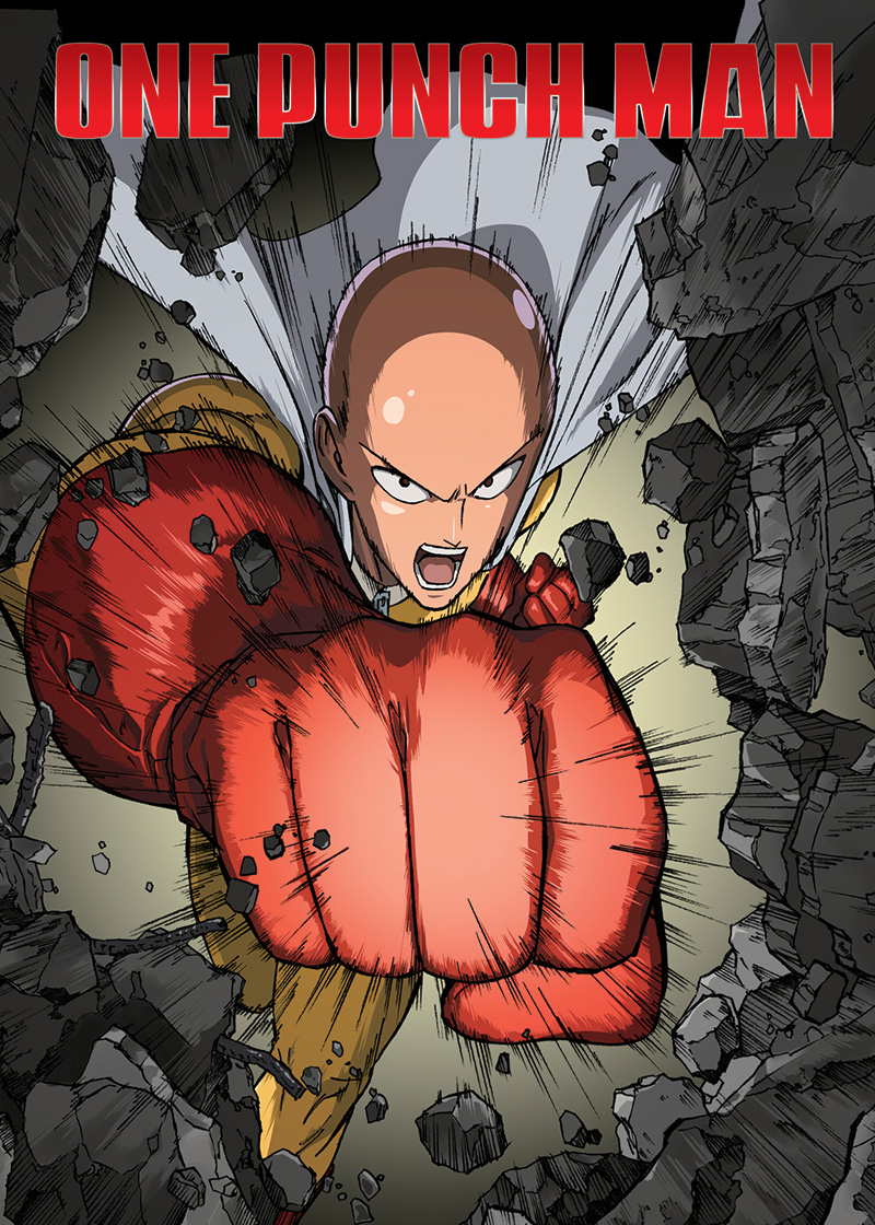 VIZ | The Official Website for One-Punch Man