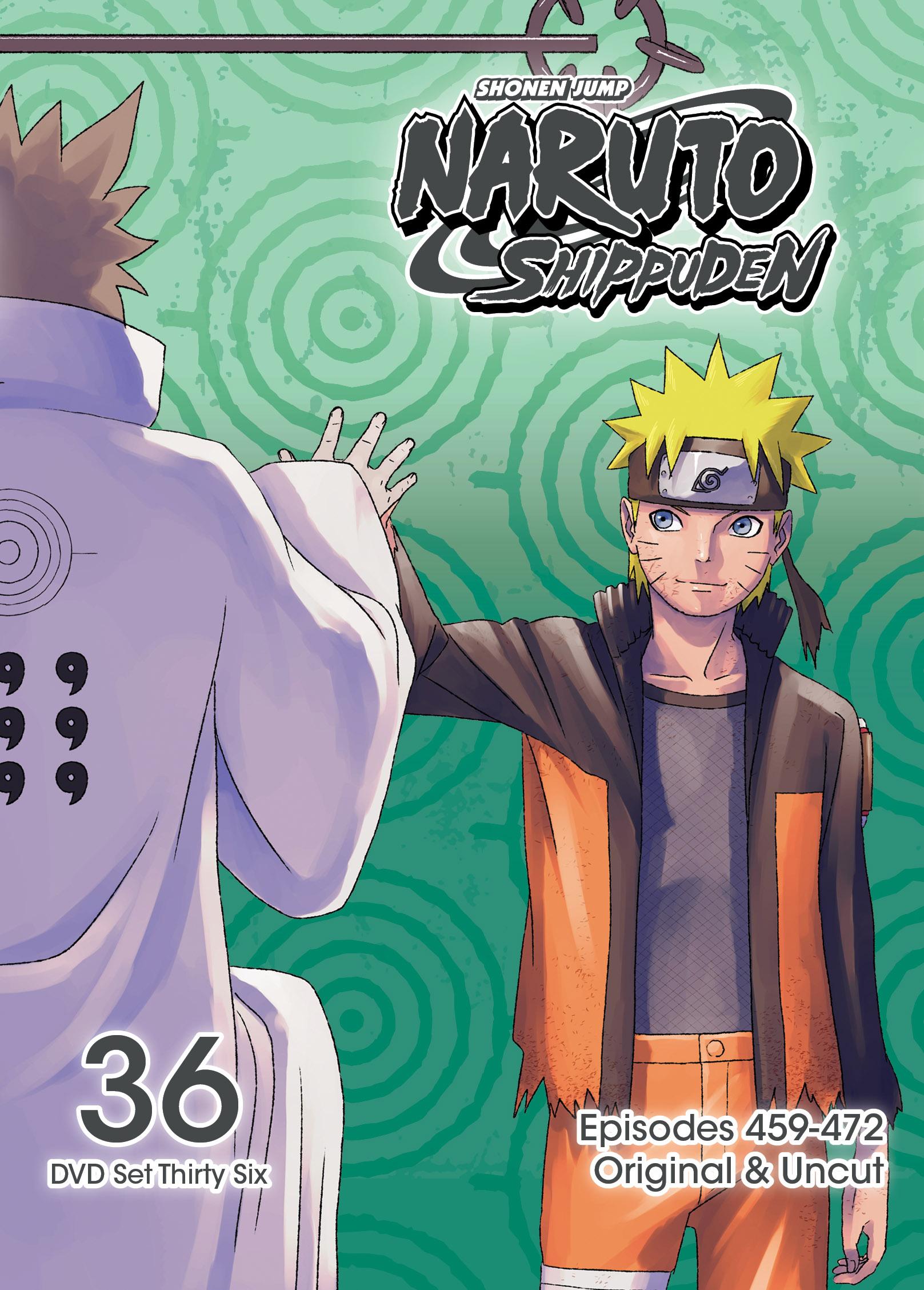 VIZ | See Naruto Shippuden, Set 36