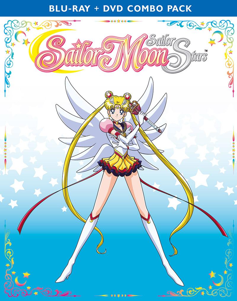 VIZ | See Sailor Moon Sailor Stars, Season 5, Part 1
