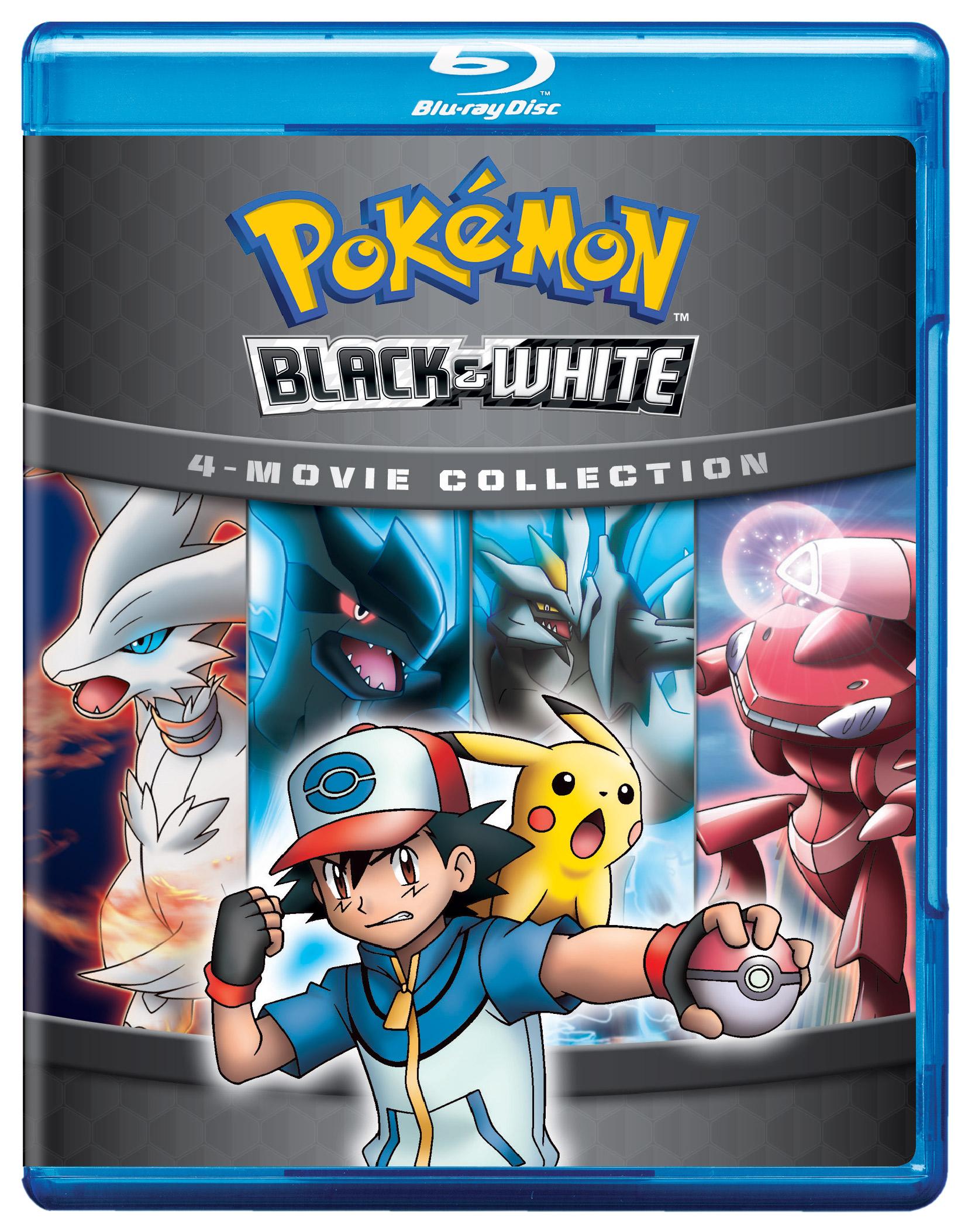 Viz See Pokemon Black White Movie Collection