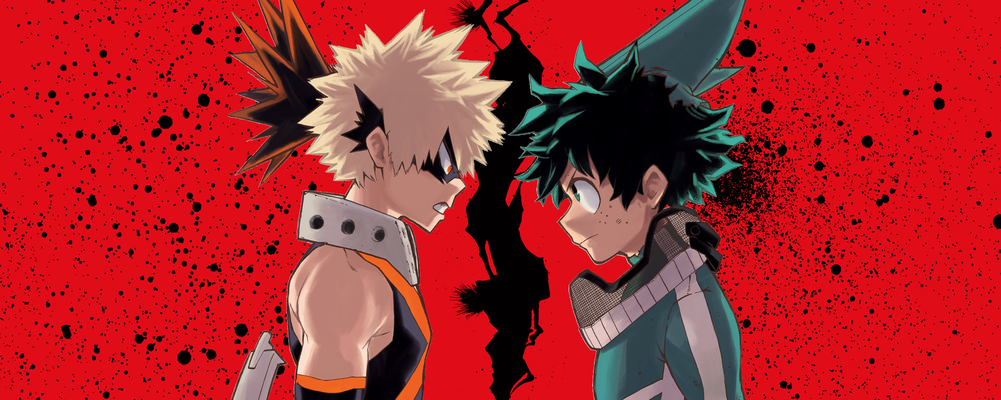 VIZ | Read My Hero Academia Manga Free - Official Shonen