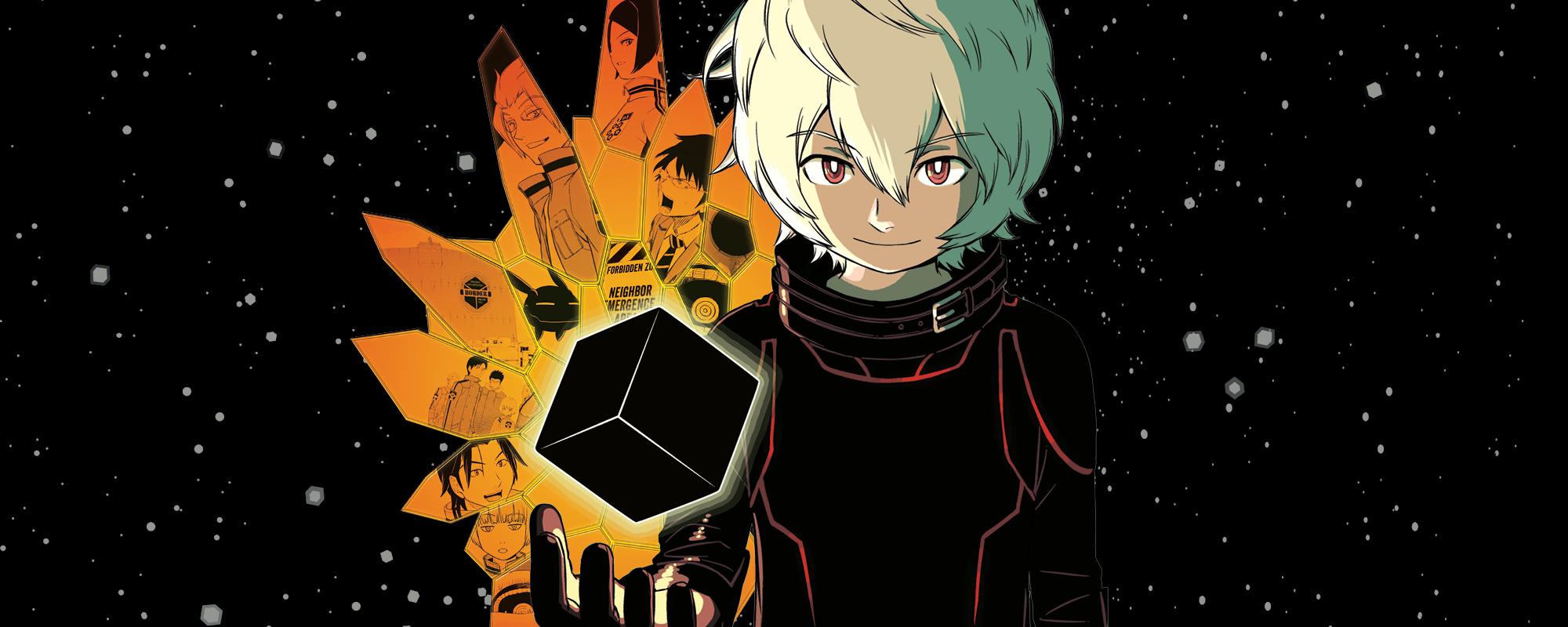 VIZ | Read World Trigger Manga Free - Official Shonen Jump