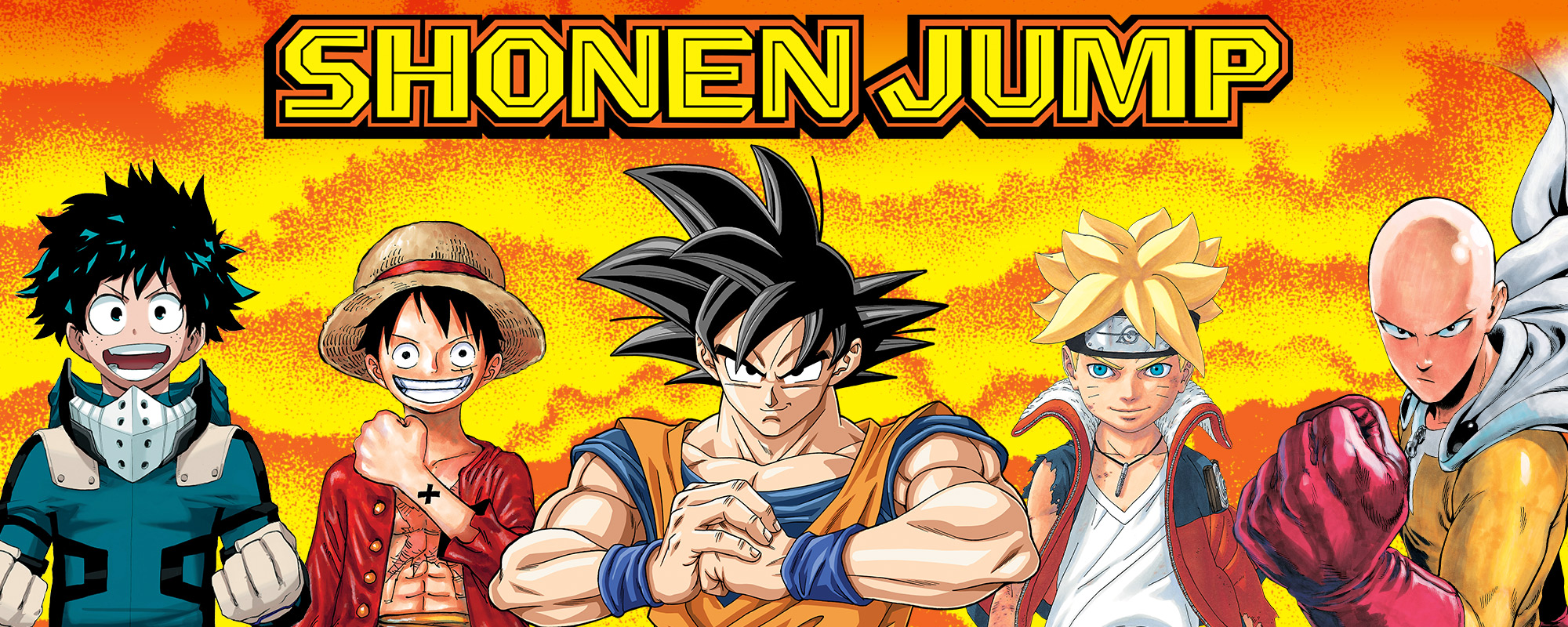 VIZ | Start Your Shonen Jump Free Trial Today!