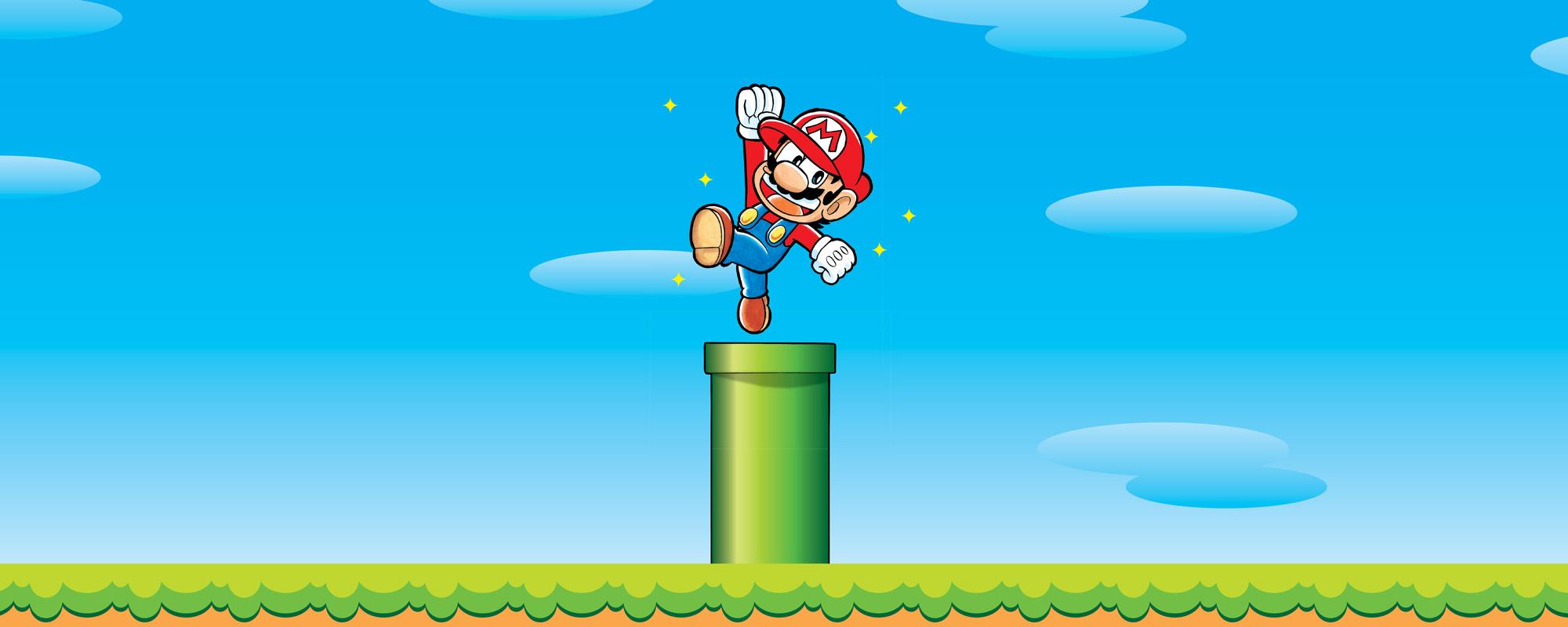Super Mario Bros.: Manga Mania