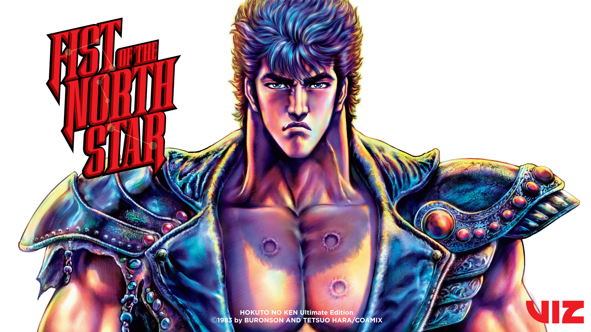 2021 Viz Events Wallpapers Fist Of The North Star