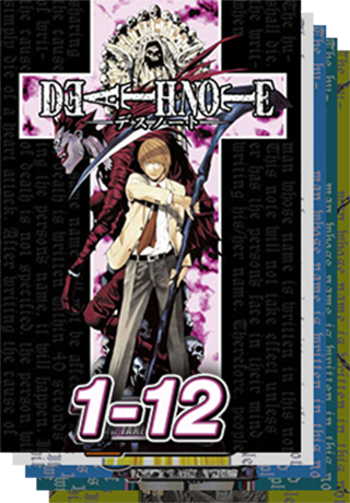 Death Note Digital Bundle (Full Series)