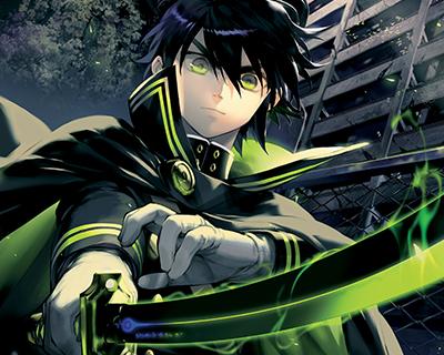 VIZ | Read RWBY The Official Manga, Chapter 1 Manga