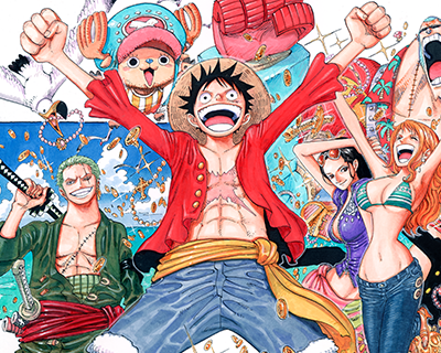 one piece manga volume 1 free download