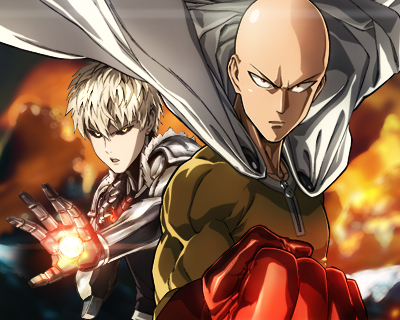 VIZ | The Official Website for One-Punch Man