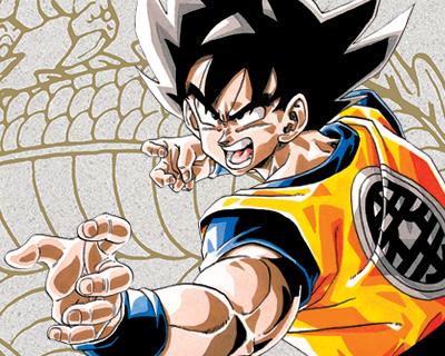 Viz The Official Website For Dragon Ball Manga