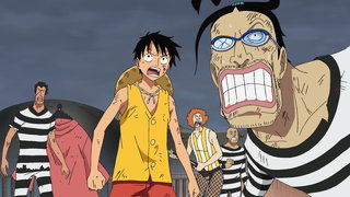 One piece ep 451