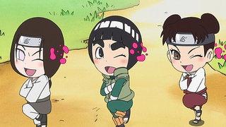 Orochimaru rock lee and his ninja pals