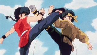 Ranma 1 2 8 School Is A Battlefield Vs Ryoga
