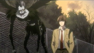 Death note ep 1 eng dub